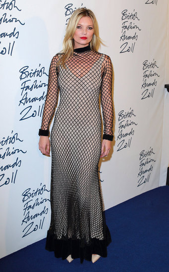 2011 British Fashion Awards