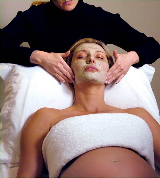 Spa Service for Pregnant Women