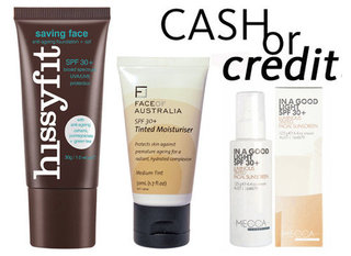 Tinted Moisturisers With SPF 30+