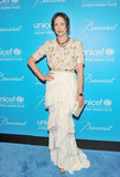 Vera Farmiga attended NYC's Snowflake ball.