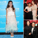 Sarah Jessica Parker Gets Into the Winter Groove at UNICEF's Ball