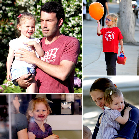 Happy 6th Birthday, Violet Affleck!