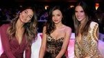 Miranda Kerr Shows Off Two Gorgeous Gowns at the Victoria's Secret Fashion Show Viewing Party