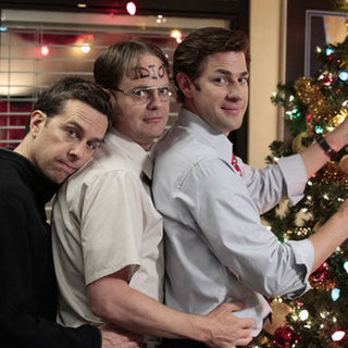 The Office Christmas Pictures