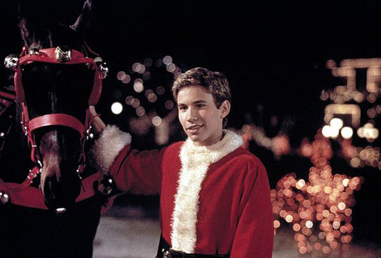 Jonathan Taylor Thomas, I'll Be Home For Christmas