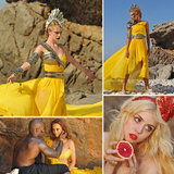 America's Next Top Model: Tyra Directs the Girls in a Fashion Film