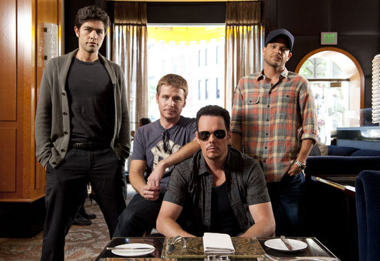 Entourage Wraps After Eight Seasons