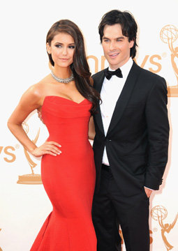 Nina and Ian's Hot Emmy Moment