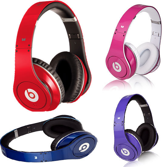 Beats by Dr. Dre studio headphones in six colors ($300)