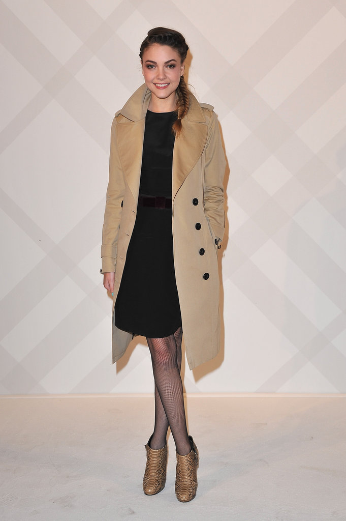 Burberry Paris Flagship Opening