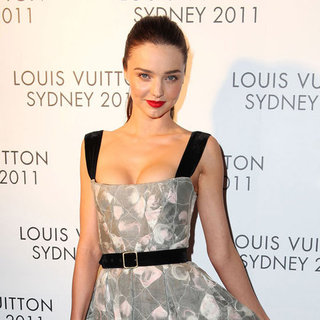 Miranda Kerr Pictures at Sydney Louis Vuitton Party