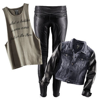 The Girl With the Dragon Tattoo H&M Collection