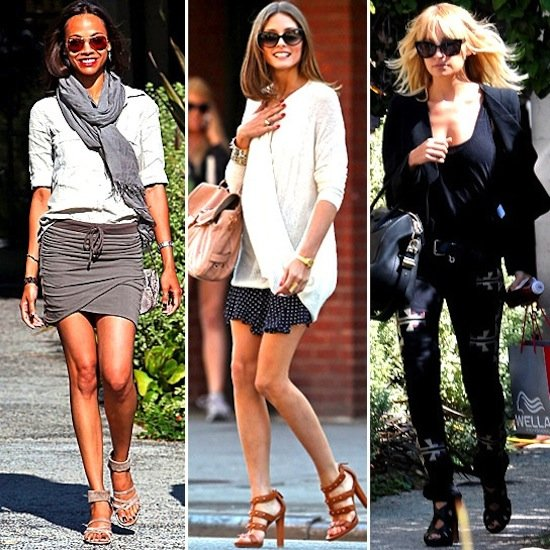 Best of 2011: Celebrity Street Style Star of the Year