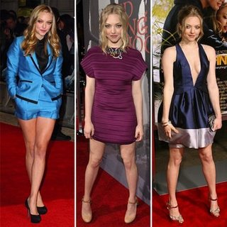 Amanda Seyfried Pictures and Style Profile