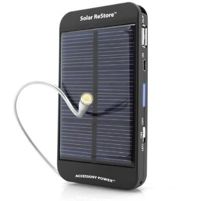 ReVIVE Solar ReStore External Battery Pack ($28)