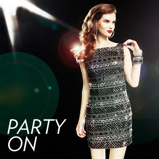 It's the holiday season and that means you have a full party schedule ahead. We've selected 25 perfect party dresses for any type of festive occasion.