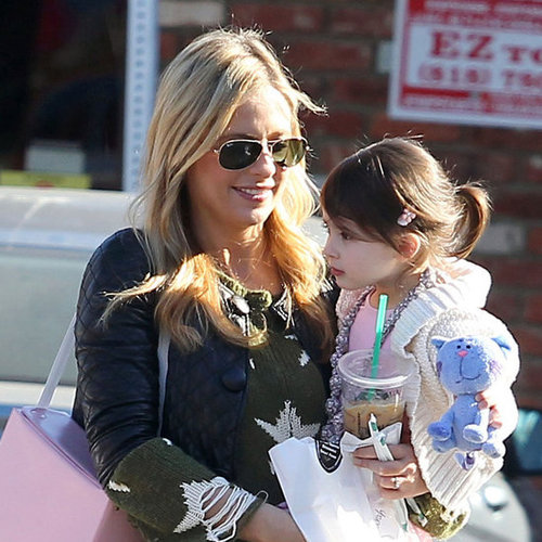 Sarah Michelle Gellar and Charlotte Prinze Pictures in LA