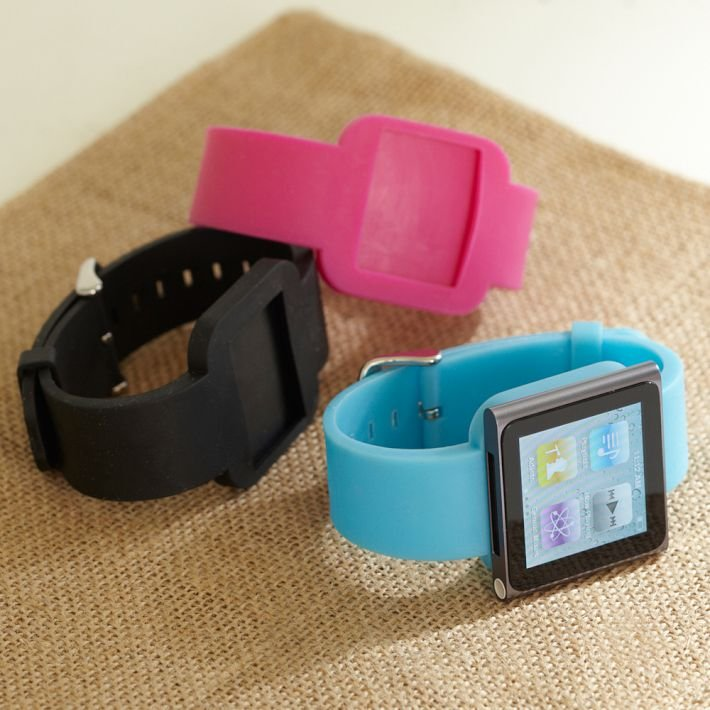 Silicon Nano Watch ($14)