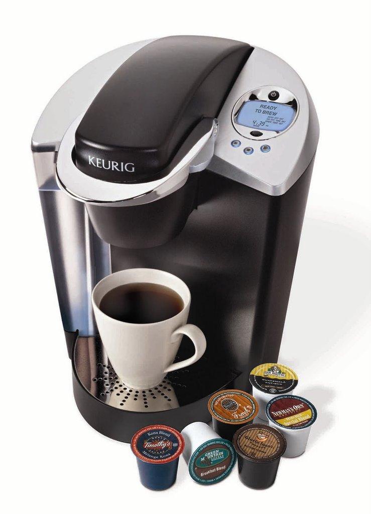 Keurig Single Serve Coffee Maker ($165)