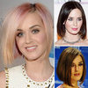 Katy Perry's New Pink Hair and A-Line Bob