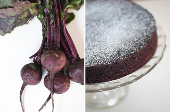 Chocolate Beet Cake Recipe | POPSUGAR Food