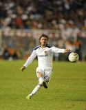 David Beckham wore his famous 23 for what could be one of his final matches with the Galaxy.