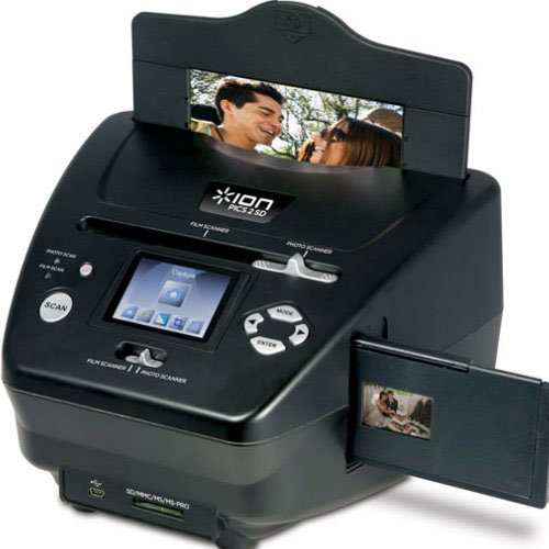 Ion Audio Photo, Slide, and Film Scanner ($133)