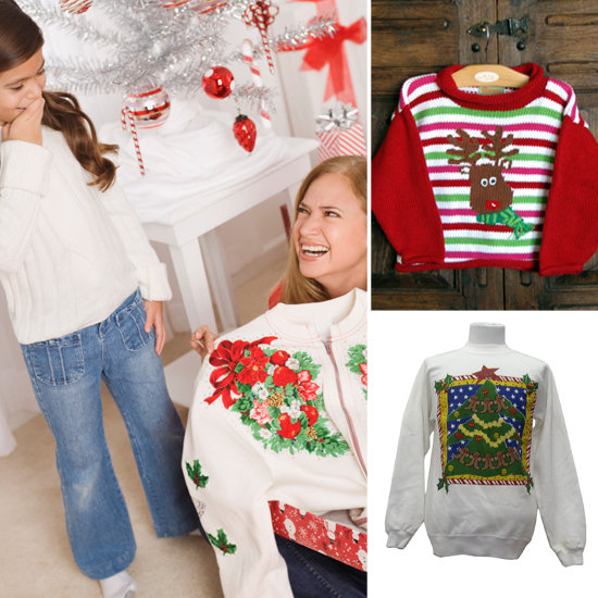 7 Ugly Christmas Sweaters For Tots With a Sense of Humor