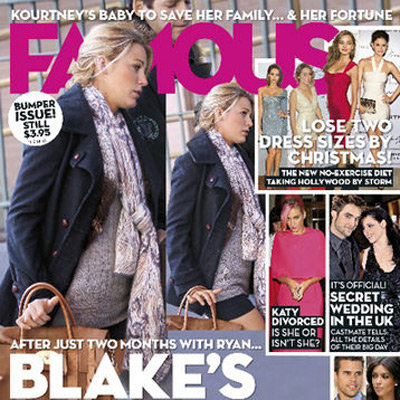 Australian Weekly Magazine Round Up With OK! Magazine, Grazia, New Idea, Famous