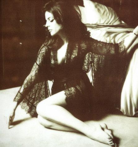 So Sexy! Julia Restoin Roitfeld Designs Capsule Collection ...
