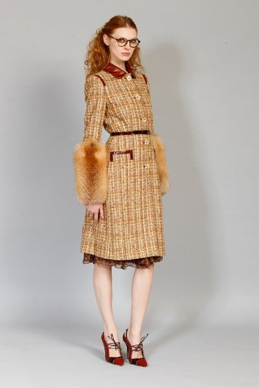 Carolina Herrera Pre-Fall 2012