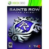 Saints Row: The Third ($40)