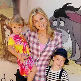 Alison Sweeney Shares Healthy Living Tips