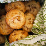 Ginger and Pear Corn Muffins Recipe