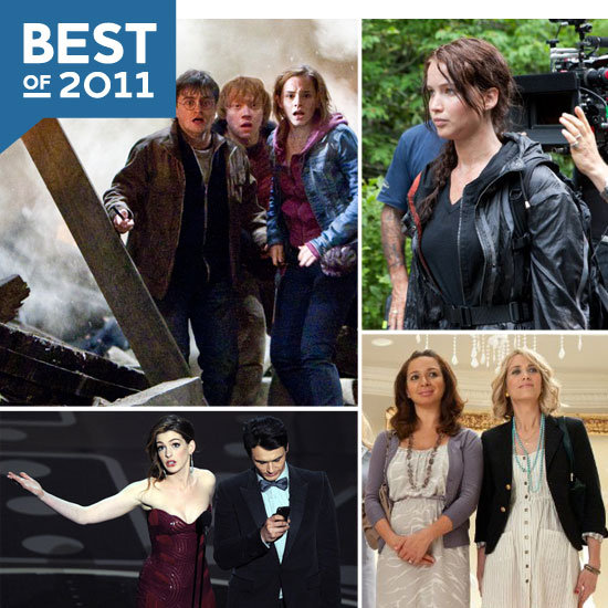 The Biggest Movie Headlines of 2011