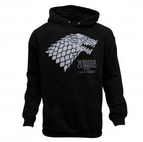 Game of Thrones Stark Hoodie ($45)