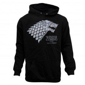 Game of Thrones Stark Hoodie ($45)