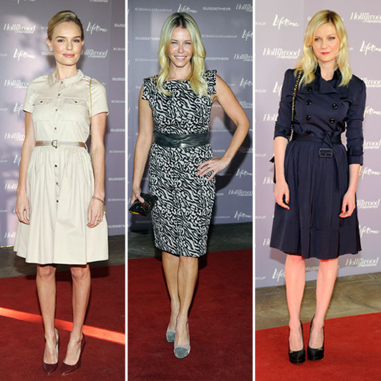 Kate Bosworth, Chelsea Handler, Kirsten Dunst and More Celebrate Women in Entertainment