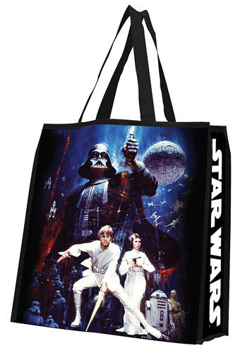 Star Wars reusable gift bag ($6)