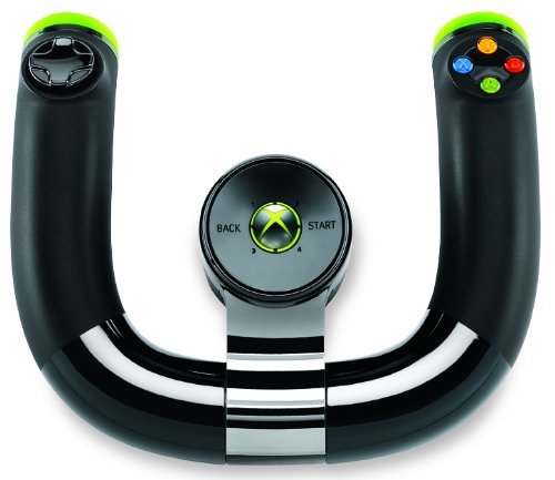 Xbox 360 Wireless Speed Wheel ($51)