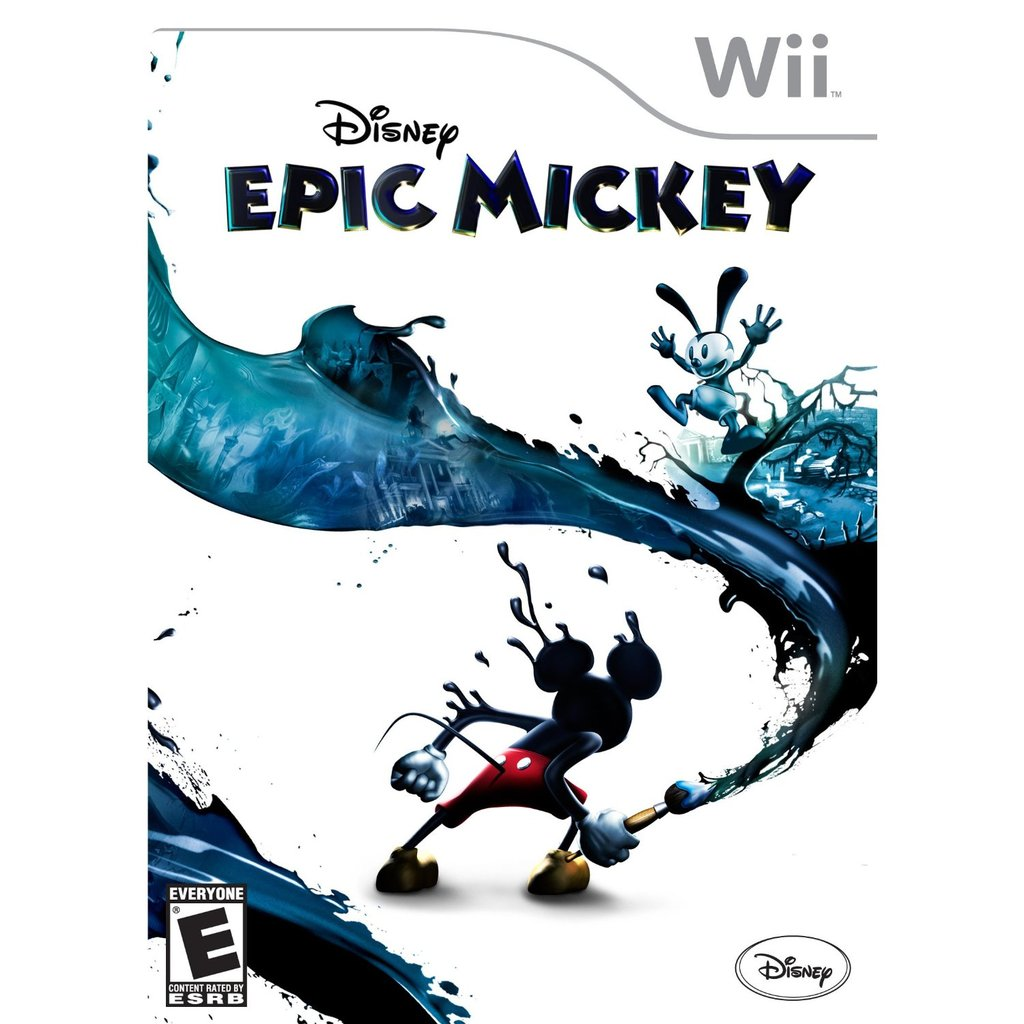 Disney Epic Mickey (Wii)