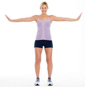 Tracy Anderson Triceps Workout