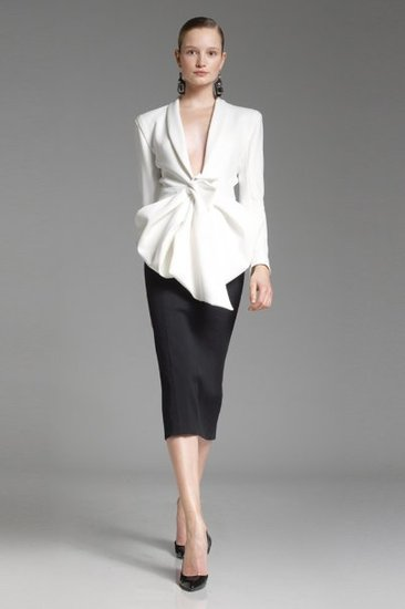 Donna Karan Pre-Fall 2012