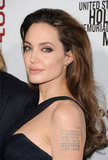 Angelina glanced over her shoulder.