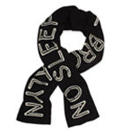 Kate Spade No Sleep Till Brooklyn Scarf