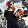 Jennifer Garner Shops For Holiday Gifts in Pacific Palisades