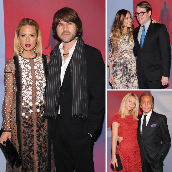 Rachel Zoe, Claire Danes, and SJP Show Their Stylish Support For Valentino