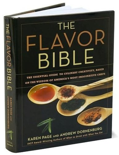 BARNES & NOBLE   Flavor Bible: The Essential Guide to Culinary Creativity, Based on the Wisdom of America's Most Imaginative Che