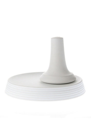Le Sanctuaire - Porcelain Mortar and Pestle by Hering-Berlin