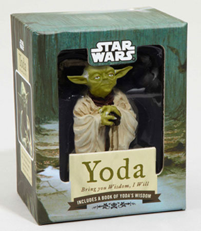 Yoda Box of Wisdom 